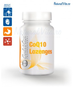 CoQ10 Lozenges, 30 tablete